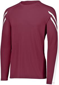 Holloway Adult Youth Flux Long Sleeve Shirt