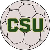 Fan Mats Colorado State University Soccer Ball Mat