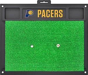 Fan Mats NBA Indiana Pacers Golf Hitting Mat