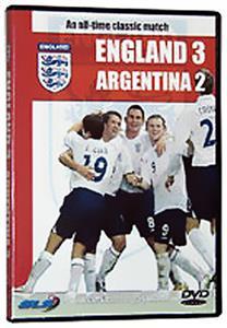 Classic Match- England 3 Argentina 2 (DVD)