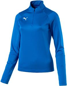 Puma Womens Liga Training 1/4 Zip Jacket