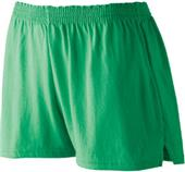 Augusta Girls Trim Fit Jersey Shorts - CO