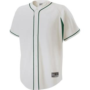 Holloway Ignite Faux Button Baseball Jerseys CO
