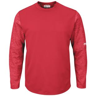 Majestic Authentic Collection Tech Fleece Pullover