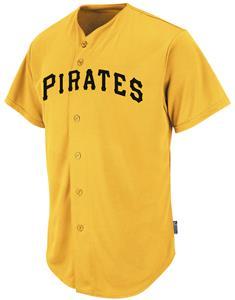 MLB Cool Base Pirates Baseball Jersey