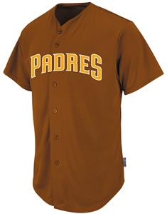 MLB Cool Base Padres Baseball Jersey