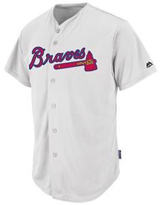MLB Cool Base Braves Baseball Jersey
