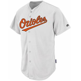 MLB Cool Base Orioles Baseball Jersey