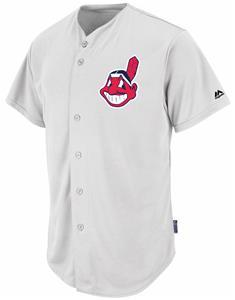 MLB Cool Base Indians Baseball Jersey