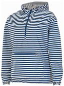 Charles River Womens Chatham Anorak Print Pullover