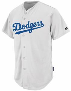 MLB Cool Base Dodgers Baseball Jersey