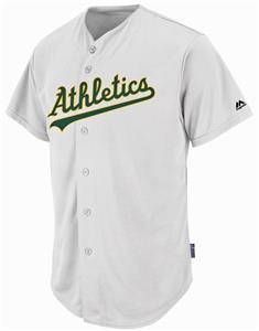 MLB Cool Base Athletics Baseball Jersey