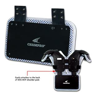 Champro Football Shoulder Pad Back Plates