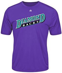 Cooperstown Evolution Diamondbacks Baseball Tee