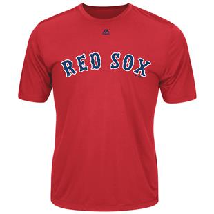 Cooperstown Evolution Red Sox Baseball Tee