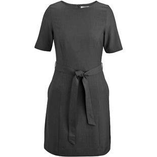Edwards Womens Synergy Washable Jewel Neck Dress