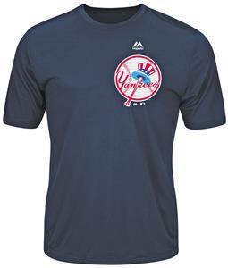 Cooperstown Evolution Yankees Baseball Tee