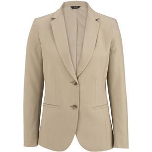 Edwards Womens Microfiber Washable Suit Coat