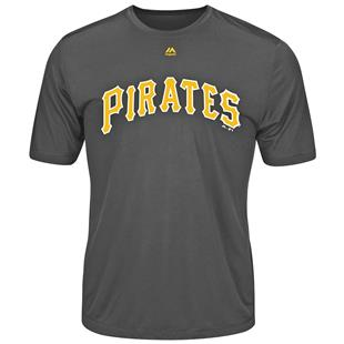 Cooperstown Evolution Pirates Baseball Tee