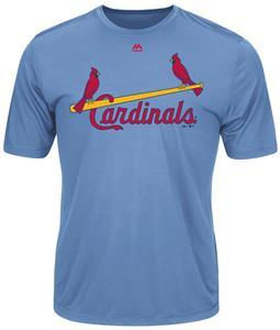 Cooperstown Evolution Cardinals Baseball Tee