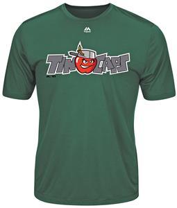 MiLB Evolution Fort Wayne Tincaps Baseball Tee