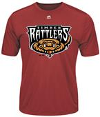 MiLB Evolution Timber Rattlers Baseball Tee