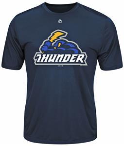 MiLB Evolution Trenton Thunder Baseball Tee