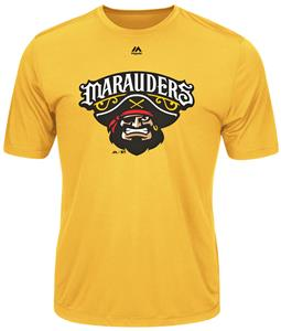 MiLB Evolution Bradenton Marauders Baseball Tee
