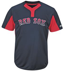 MLB Premier Eagle Red Sox Baseball Jersey