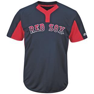 MLB Premier Eagle Red Sox Baseball Jersey
