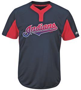 MLB Premier Eagle Cleveland Indian Baseball Jersey