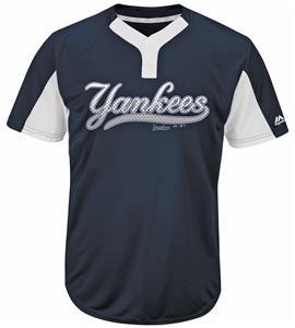 MLB Premier Eagle New York Yankees Baseball Jersey