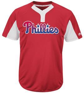 MLB Premier Eagle Phillies Baseball Jersey