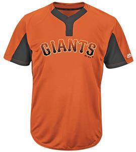 MLB Premier Eagle SF Giants Baseball Jersey