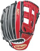 "Wilson A2K MB50 GM 12.75"" Outfield Baseball Glove"