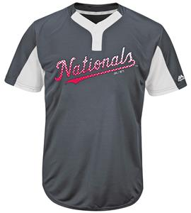MLB Premier Eagle Nationals Baseball Jersey