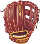 """Wilson A2000 PP05 11.5"""" Infield Baseball Glove"""