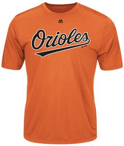 MLB Evolution Orioles Baseball Tee