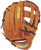 "Wilson A2000 1799 12.75"" Outfield Baseball Glove"