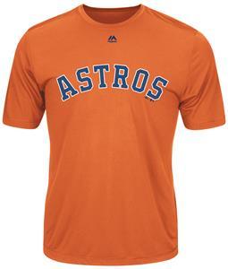 MLB Evolution Houston Astros Baseball Tee