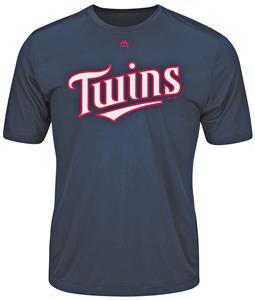 MLB Evolution Minnesota Twins Baseball Tee