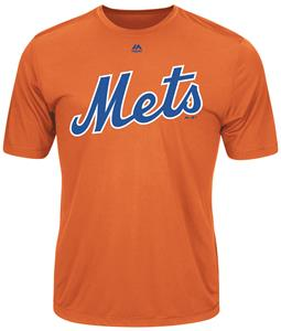 MLB Evolution New York Mets Baseball Tee