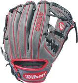 "Wilson A1000 1786 11.5"" Utility Baseball Glove"