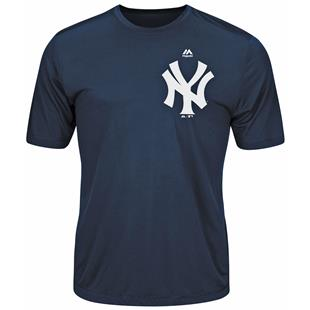 MLB Evolution New York Yankees Baseball Tee