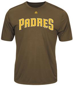MLB Evolution San Diego Padres Baseball Tee