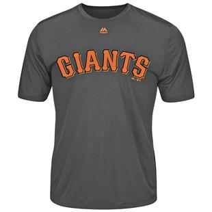 MLB Evolution San Francisco Giants Baseball Tee