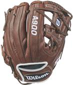 Wilson A900 Pedroia Fit Utility Baseball Glove