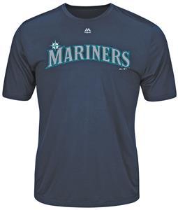 MLB Evolution Seattle Mariners Baseball Tee
