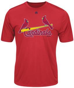 MLB Evolution St. Louis Cardinals Baseball Tee