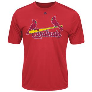 MLB Evolution St. Louis Cardinals Baseball Tee